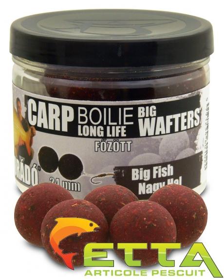 Haldorado Carp Boilie Big Wafters - Sweet Pineapple - 70g/24mm 0