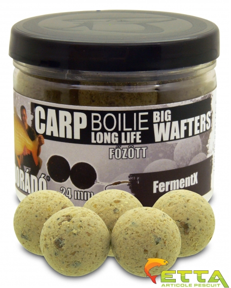 Haldorado Carp Boilie Big Wafters - Sweet Pineapple - 70g/24mm 4