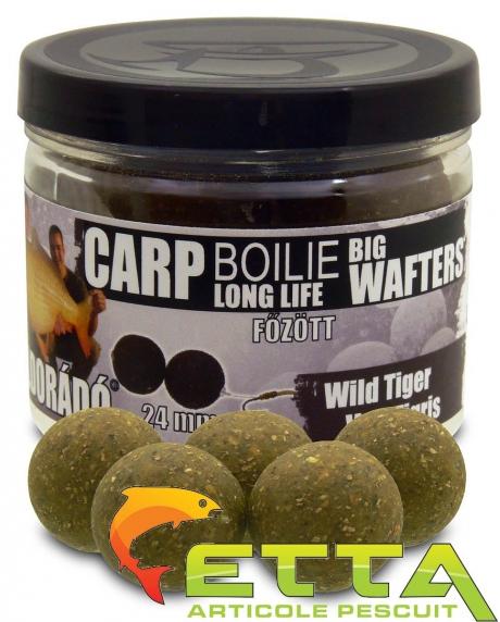 Haldorado Carp Boilie Big Wafters - Sweet Pineapple - 70g/24mm 6
