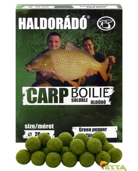 Haldorado Carp Boilie Soluble -Green Pepper - 800g/20mm 0