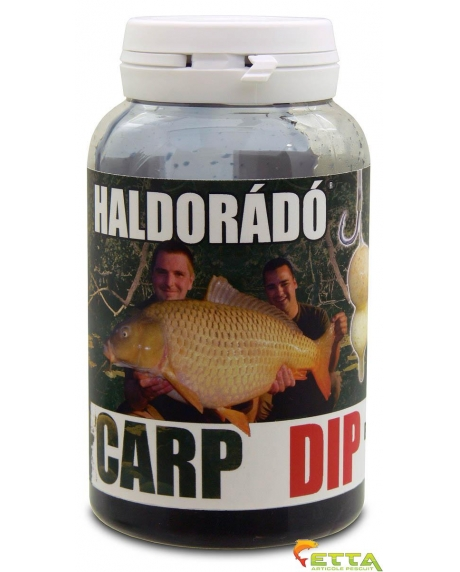 Haldorado Carp Dip - Black Squid - 150ml 0