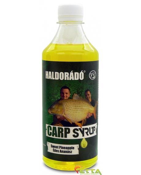 Haldorado Carp Syrup - Black Squid 500ml 1