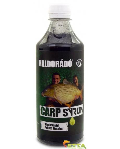 Haldorado Carp Syrup - Black Squid 500ml 4