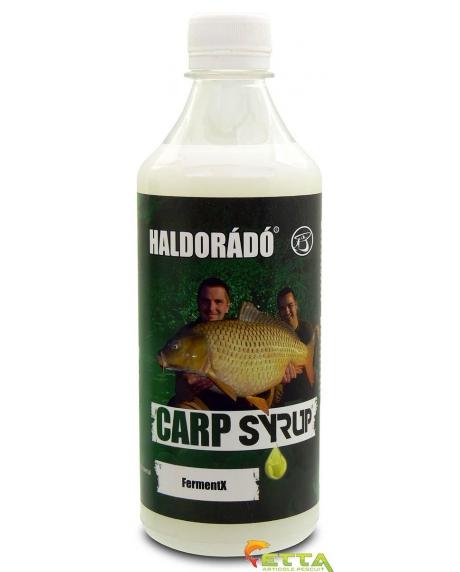 Haldorado Carp Syrup - Black Squid 500ml 0