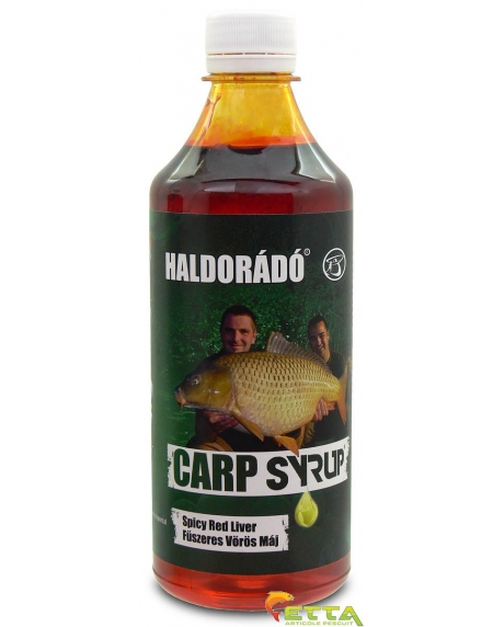 Haldorado Carp Syrup - Black Squid 500ml 5