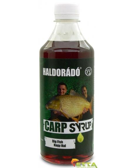 Haldorado Carp Syrup - Black Squid 500ml 3
