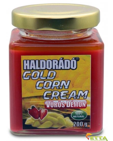Haldorado Gold Corn Cream - Demonul Rosu 200g 0