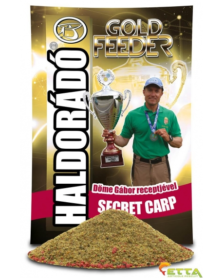 Haldorado Gold Feeder - Top1 Bream 1Kg 0
