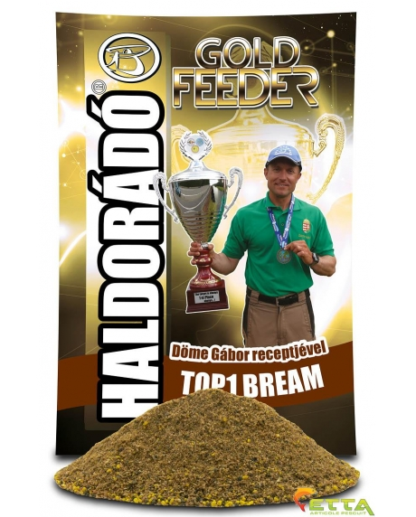 Haldorado Gold Feeder - Top1 Bream 1Kg 0