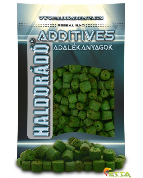 Haldorado Green Halibut Pellet 0.8kg / 12-16mm 0
