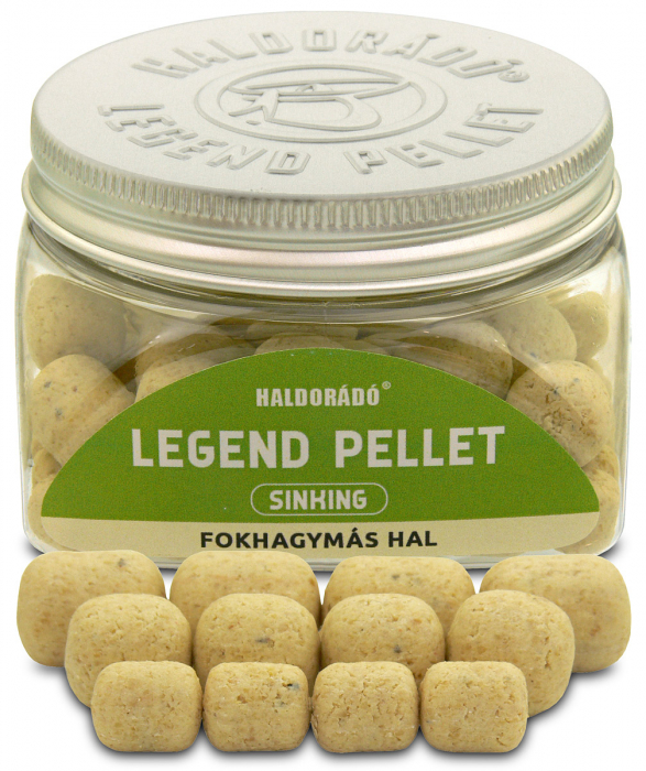 Haldorado Legend Pellet Sinking - Ananas Dulce 8, 12, 16mm 70g [0]