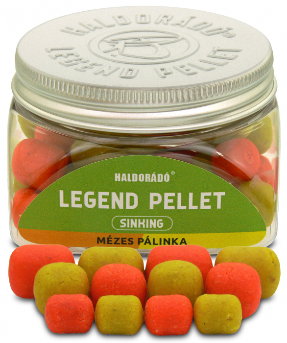 Haldorado Legend Pellet Sinking - Ananas Dulce 8, 12, 16mm 70g [6]