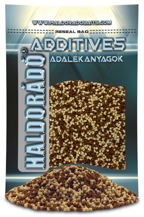 Haldorado Micro Pellete - Cocos + Alune tigrate 700g 0