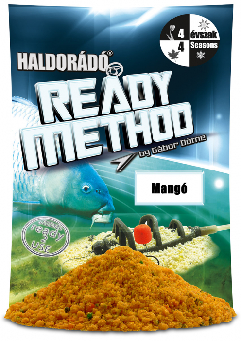 Haldorado Ready Method - Mango 800g 0