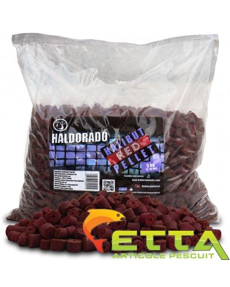 Haldorado Red Halibut Pellet 5kg / 12-16mm 0