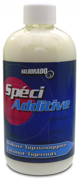 Haldorado SpéciAdditive - Cocos + Alune tigrate 300ml 0
