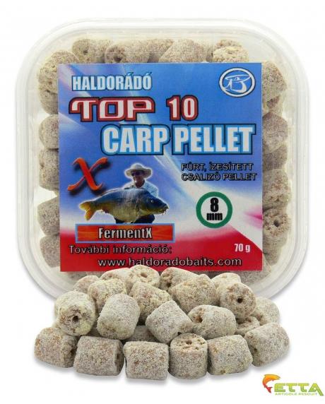 Haldorado Top 10 Carp Pellet - FermentX 70g 0