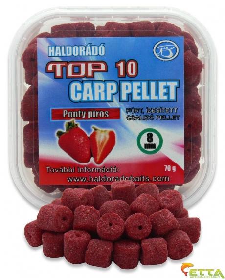 Haldorado Top 10 Carp Pellet - Pelete Negre 70g 2