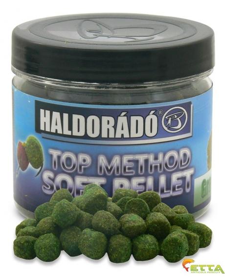 Haldorado Top Method Soft Pellet - Green Pepper 80g 0