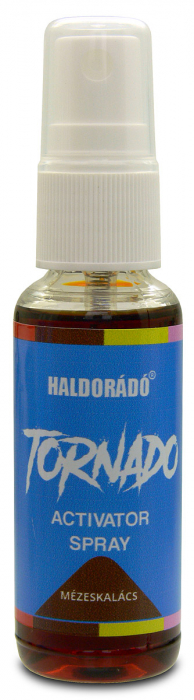 Haldorado Tornado Activator Spray -Capsuni 30ml 6