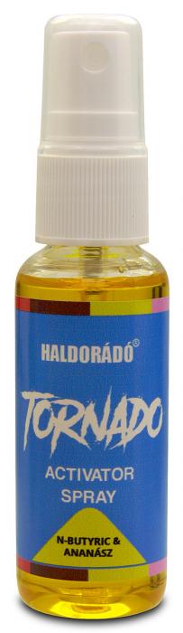 Haldorado Tornado Activator Spray -Capsuni 30ml 5
