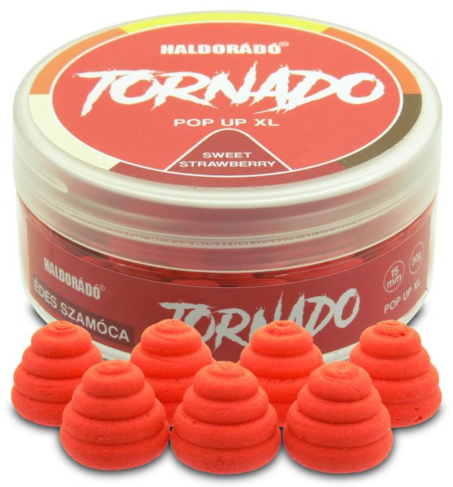 Haldorado Tornado Pop Up XL - Mango 15mm 30g 0