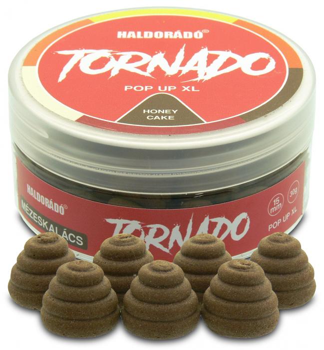 Haldorado Tornado Pop Up XL - Mango 15mm 30g 3