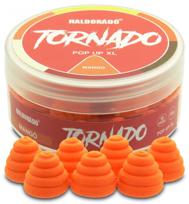 Haldorado Tornado Pop Up XL - Mango 15mm 30g 5