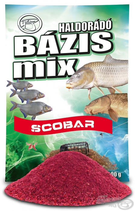 Haldorado Bazis Mix - Seminte prajite 2,5Kg [4]