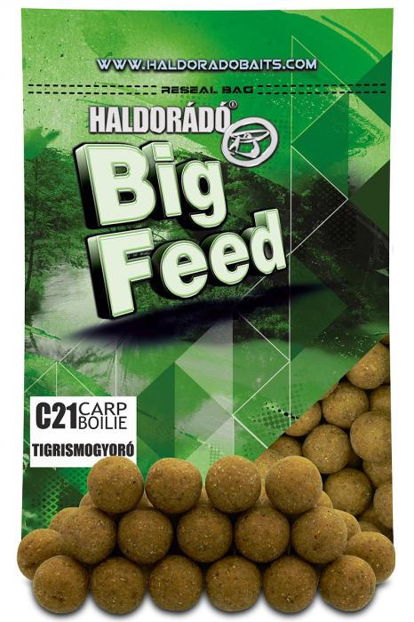 Haldorado Big Feed - C21 Boilie - Capsuna & Ananas 0.8kg, 21 mm [6]