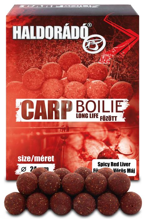 Haldorado Carp Boilie Long Life - Sweet Pineapple - 800g/20mm 6