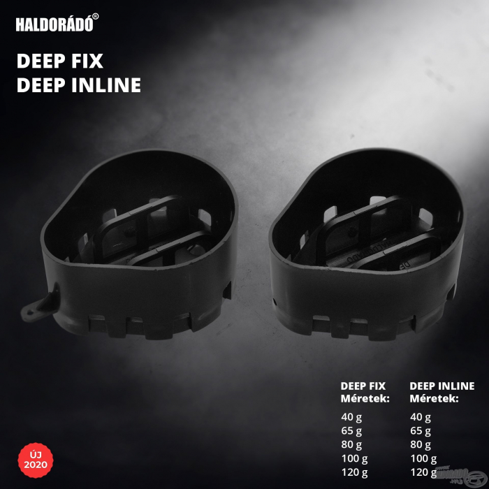 Haldorado Momitor Deep Inline 40g 4