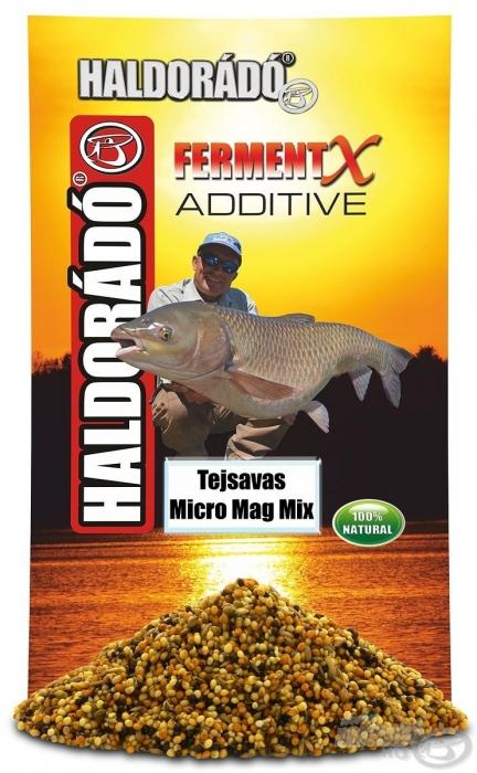 Haldorado Mix de micro seminte fermentate - 0.4kg 0