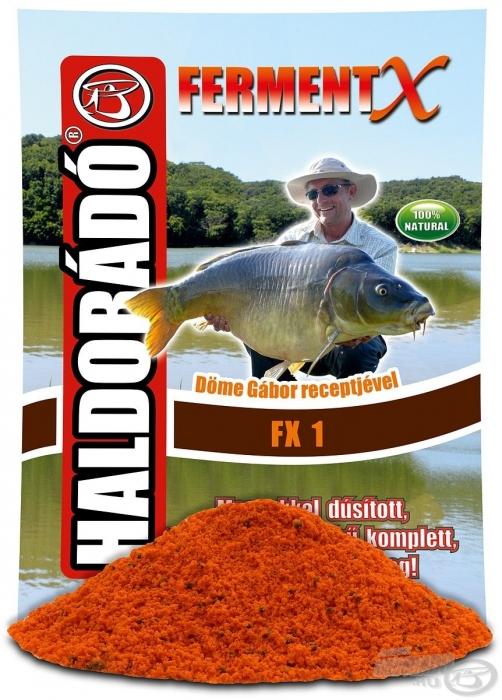 Haldorado FermentX - Amur Mare 0.9Kg [1]