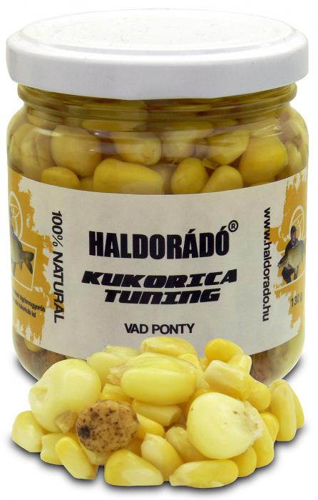 Haldorado Kukorica Tuning (porumb cu zeama) - Amur l'amur 130g 8