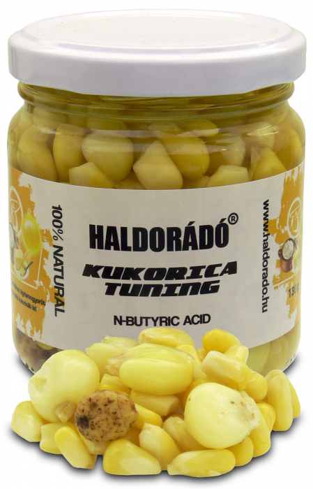Haldorado Kukorica Tuning (porumb cu zeama) - Amur l'amur 130g 7