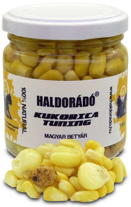 Haldorado Kukorica Tuning (porumb cu zeama) - Amur l'amur 130g 4