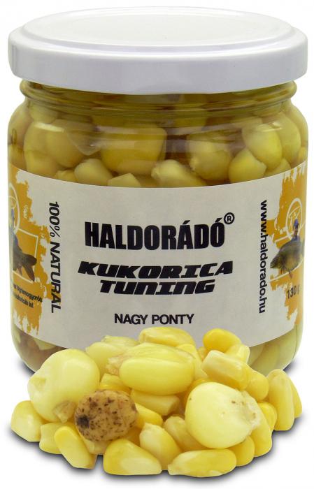 Haldorado Kukorica Tuning (porumb cu zeama) - Amur l'amur 130g 6