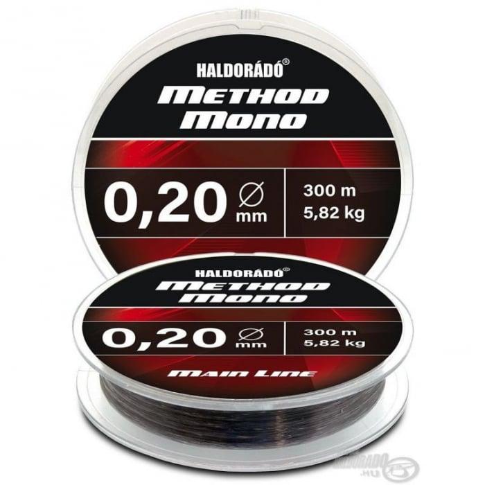 Haldorado Fir Method Mono Main Line 300m - 0,18mm, 4.57kg 2