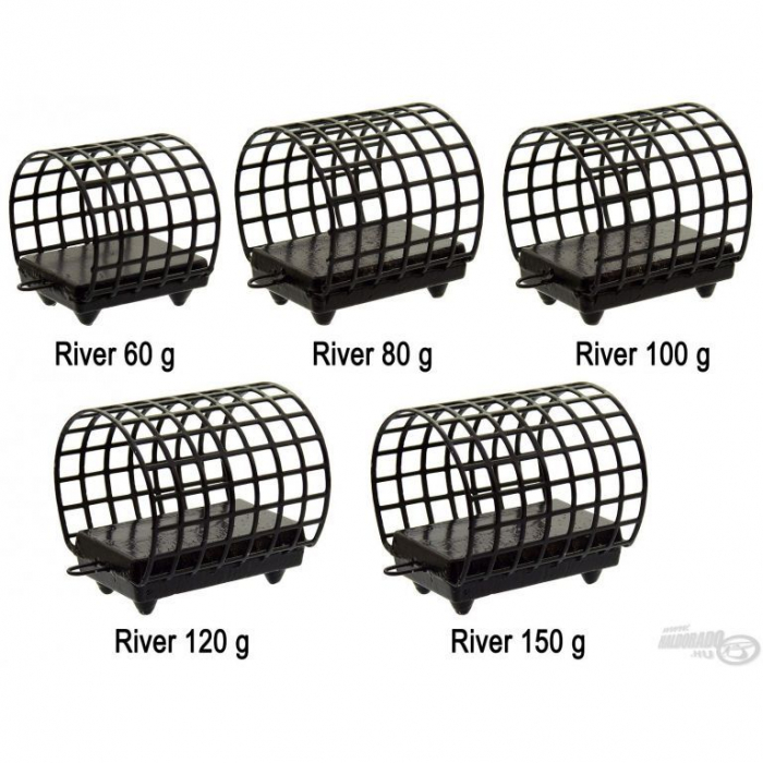 Haldorado Momitor River Feeder 60g 4