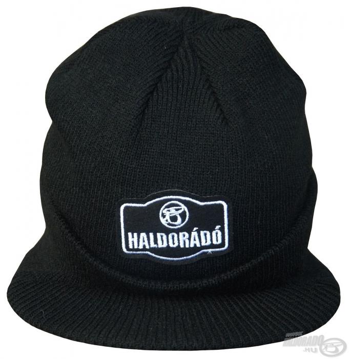 Haldorado Sapca de iarna neagra 0