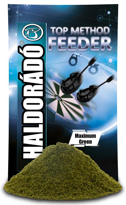 Haldorado Top Method Feeder - Maximum Green 0,8Kg [0]