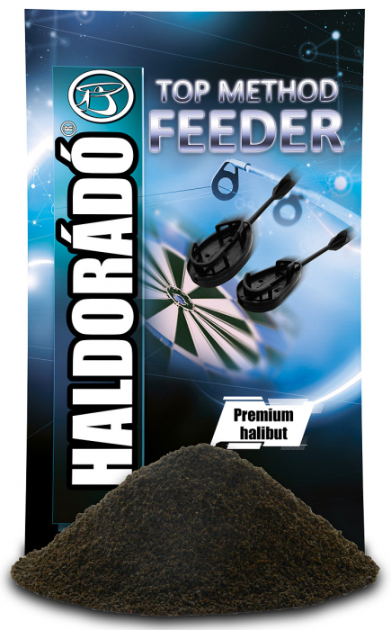 Haldorado Top Method Feeder - Maximum Green 0,8Kg [1]