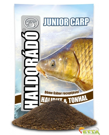 Haldorado Junior Carp - Halibut & Ton 1Kg 0