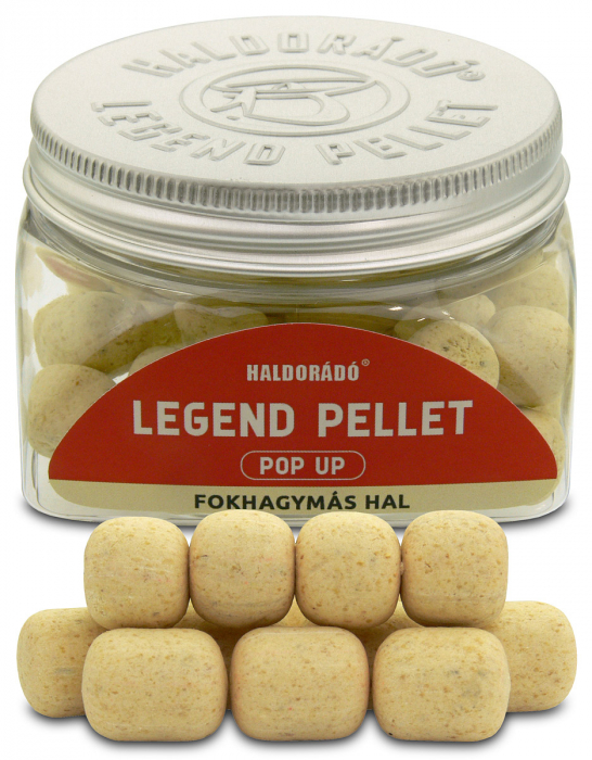 Haldorado Legend Pellet Pop Up - Ananas dulce 12, 16mm  50g 0