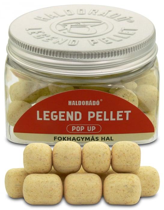 Haldorado Legend Pellet Pop Up - Ananas dulce 12, 16mm  50g [1]