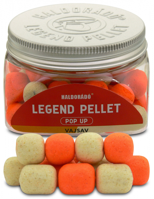 Haldorado Legend Pellet Pop Up - Ananas dulce 12, 16mm  50g 2