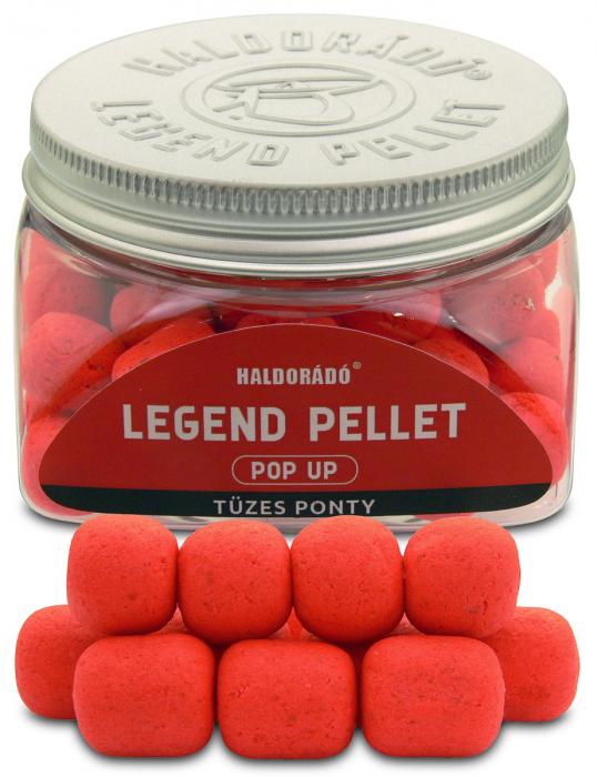 Haldorado Legend Pellet Pop Up - Ananas dulce 12, 16mm  50g [2]