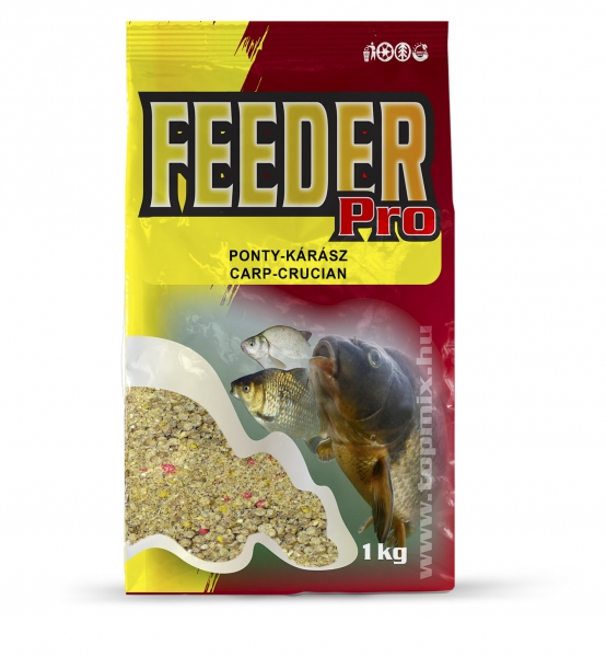 Top Mix Nada Feeder Pro 1Kg - Crap Caras 3