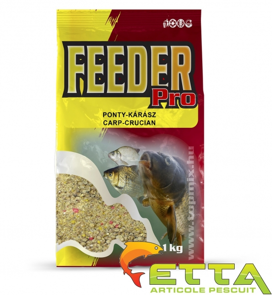 Top Mix Nada Feeder Pro 1Kg - Crap Caras 5